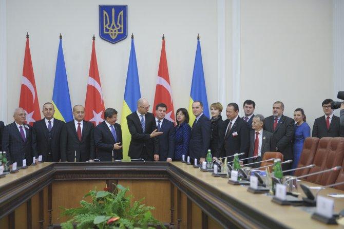 Ukrayna ile serbest ticaret anlaşması müzakereleri yeniden başlıyor