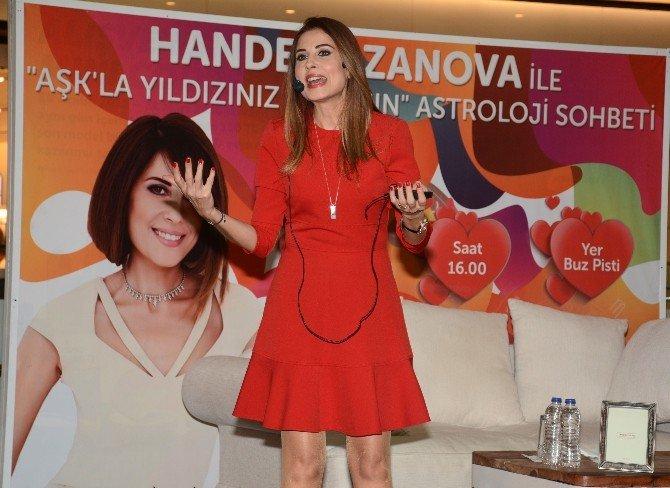 Hande Kazanova Burçların Aşk Rotasını Çizdi