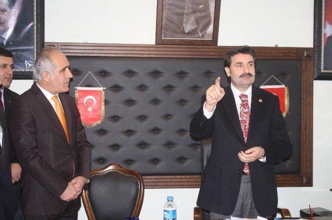 """Üstün: """"Türk, Kürt, Zaza, Çerkez Hep Birlikte Yürüyeceğiz"""""""