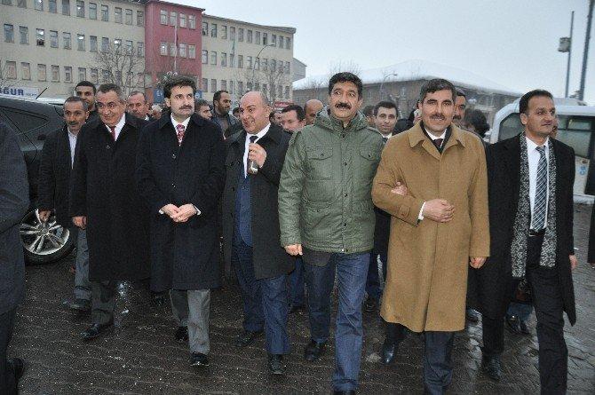 AK Parti Genel Başkan Yardımcısı Üstün'ün Muş Ziyareti