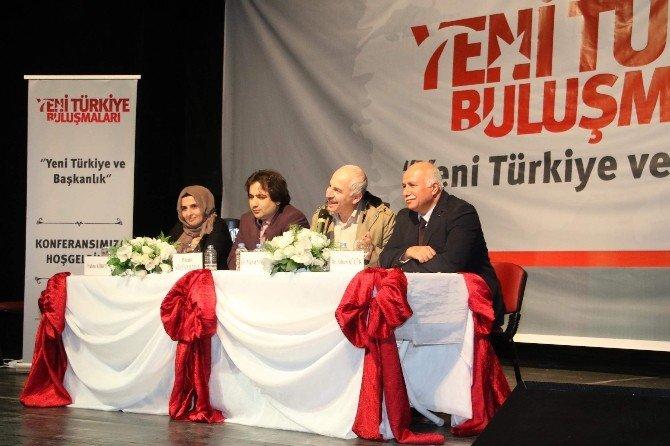 'Yeni Türkiye Buluşmaları' İlçelere Taşındı