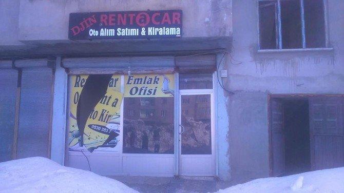 Yüksekova'da Yola Yerleştirilen Bomba Düzeneği İmha Edildi