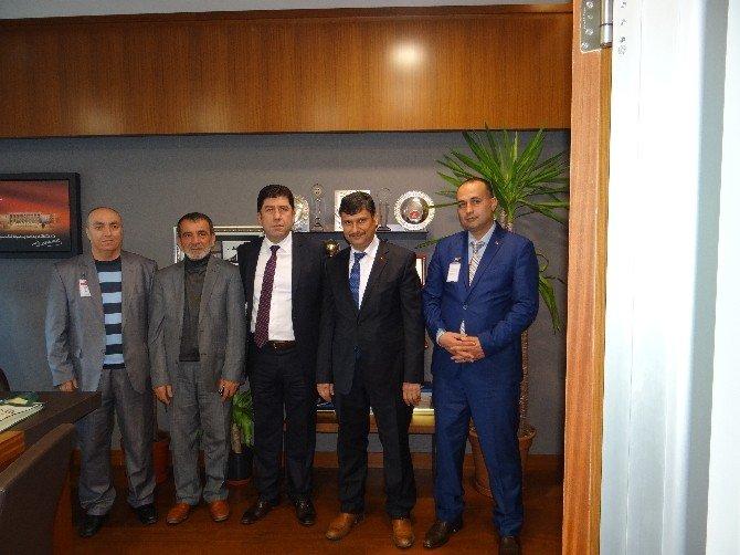 Gölpazarlılar Ankara Çıkartma Yaptı