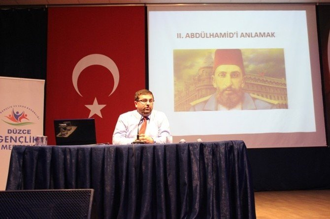 Ulu Hakan Iı. Abdulhamid Han Rahmet Ve Minnet İle Anıldı