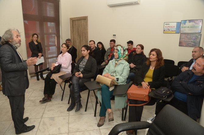 Büyükşehir Tiyatroları'ndan lise öğretmenlerine seminer