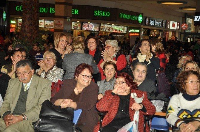 Büyükşehir, 14 Şubat'ta Kadın Mahkumları Yalnız Bırakmadı