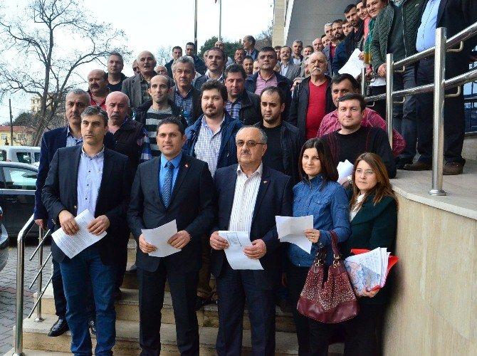 AK Parti Merkez İlçe Teşkilatından Kılıçdaroğlu'na Suç Duyurusu