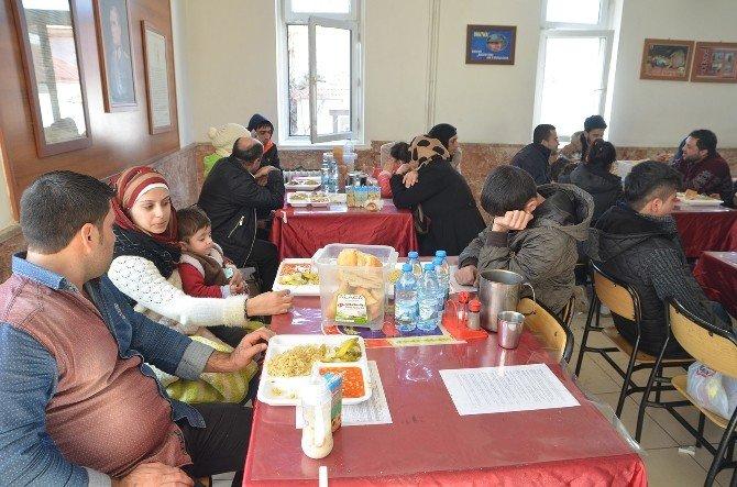 Antalya'da 31 Suriyeli Göçmen Yakalandı