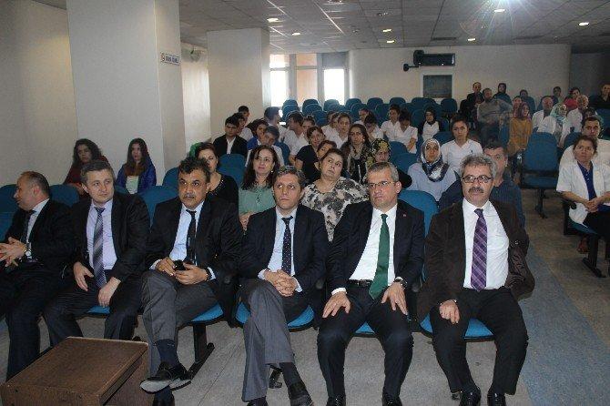 Atatürk Devlet Hastanesine Diyabet Okulu Açıldı