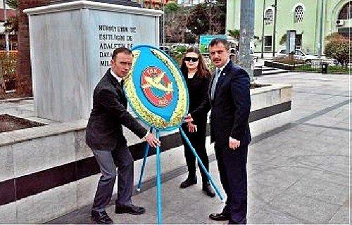 Türk Hava Kurumunun 91.yılı Bugün Bandırma'da Törenle Kutlandı