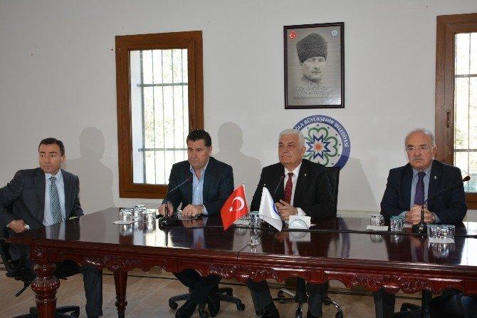 Büyükşehir Bilgilendirme Toplantıları Bodrum'da Devam Etti