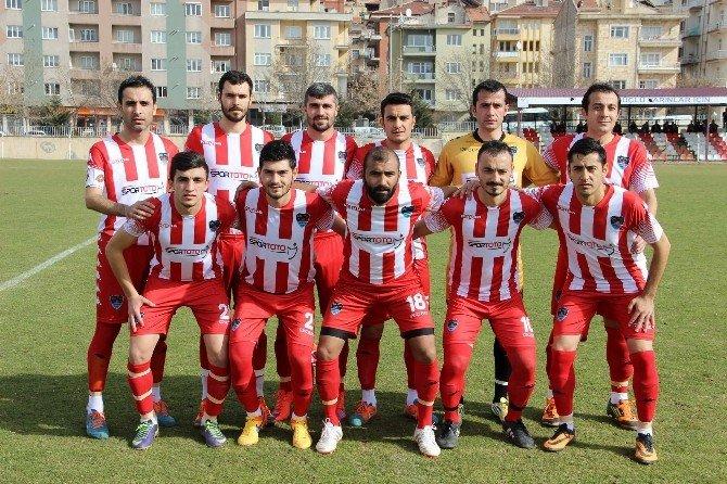 Nevşehir Derbisini Çat Gençlik Spor Kazandı