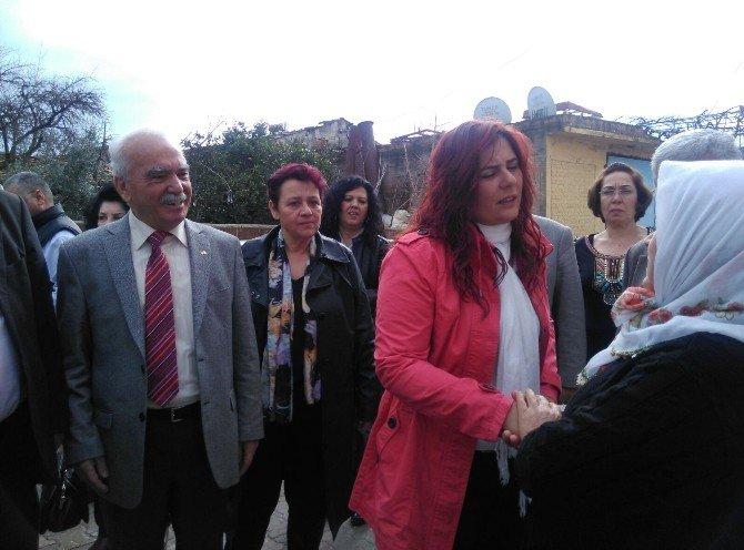 Başkan Çerçioğlu'ndan Nazilli'de Hafta Sonu Mesaisi