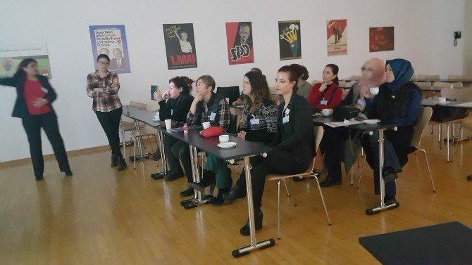 Çocuk Gelişimi Ve Eğitimi Öğretmenleri Almanya'da Bir Ay Eğitim Gördü