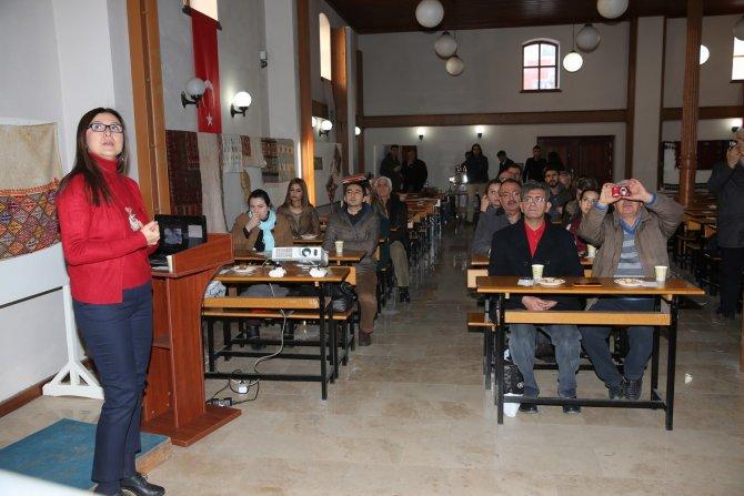 Adana'daki konut mimarisinin gelişimi anlatıldı