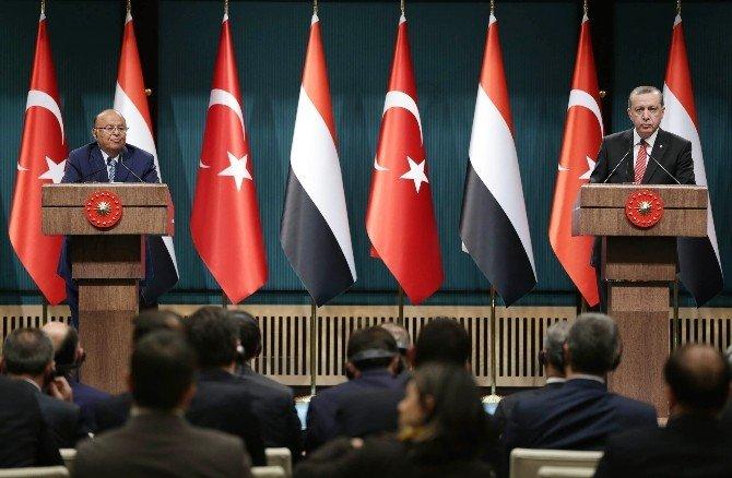 Cumhurbaşkanı Erdoğan'dan Pyd Ve YPG Açıklaması