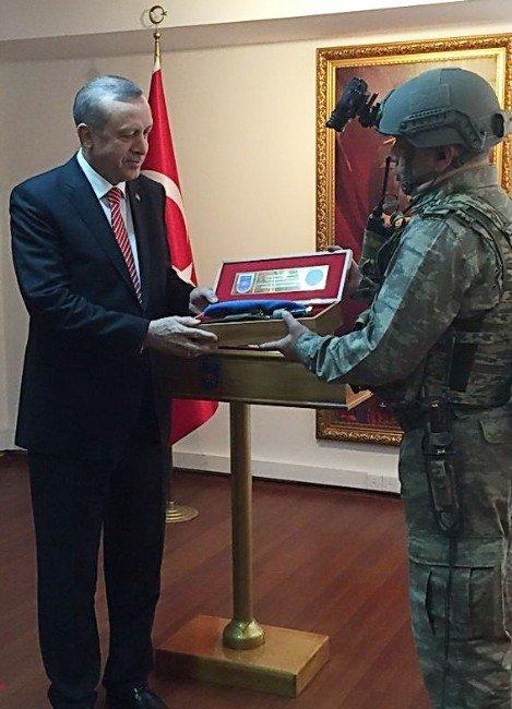 Cumhurbaşkanı Erdoğan'dan Jöak'a Ziyaret