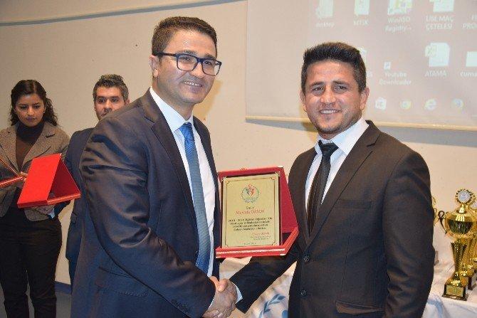 Dereceye Giren Öğrenciler Ödüllerini Aldı