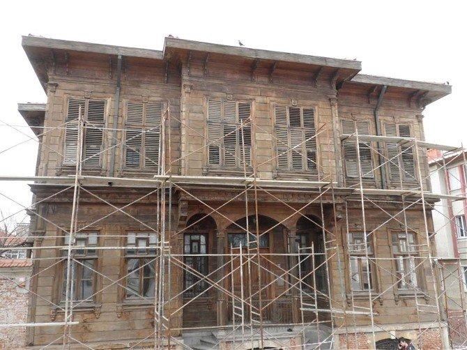 Edirne Kent Belleği Müzesi İçin Çalışmalar Devam Ediyor