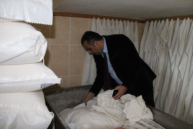 Atakum'da Fırınlara Şafak Operasyonu