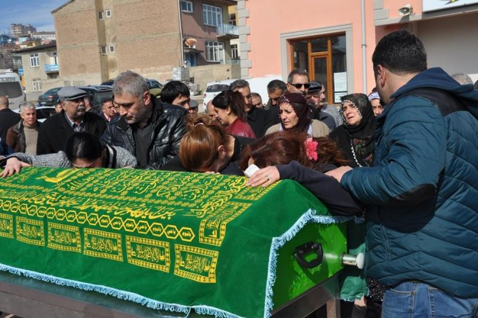 Gazeteci Kemal Ergun Aslan son yolculuğuna uğurlandı