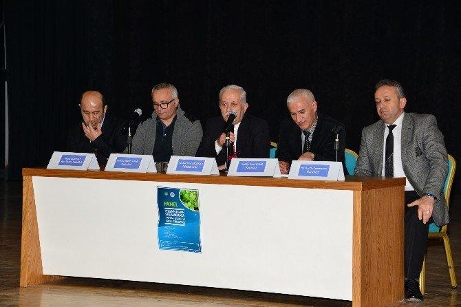 Erbaa'da Yaprak İşleme Ve Gıda Güvenliği Paneli