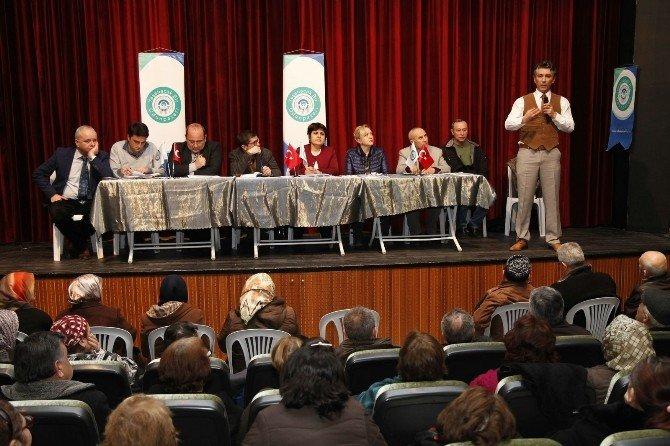 Odunpazarı Belediyesi 75. Yıl Mahallesi'ndeki Hizmetlerini Anlattı