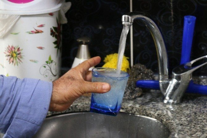 Şuski 250 Hanenin Su Sorununu Çözdü