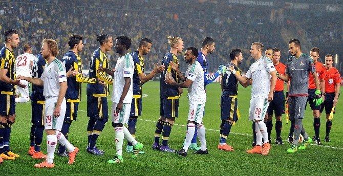 Fenerbahçe Avrupa'da 100. Maçını Kazanmak İstiyor