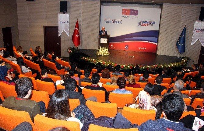 Gaziantep Üniversitesi'nde Bölgesel Girişimcilik Paneli