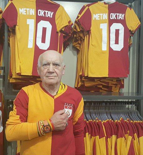 Setrak Yelegen, GS Store mağazasını ziyaret etti