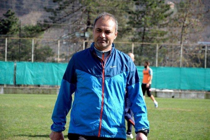 """Erkan Sözeri: """"Urfa Takımı Çok Ciddi Takviyeler Yaptı"""""""