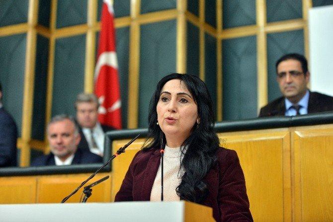 HDP Pyd'ye Sahip Çıktı, Türkiye'yi Suçladı
