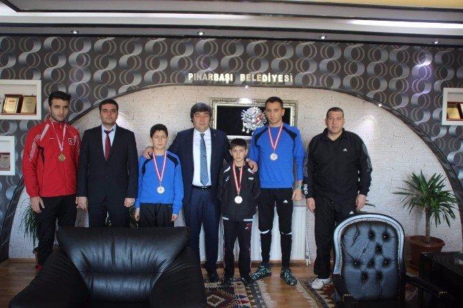 Pınarbaşılı Sporculardan Türkiye Muay-thai Şampiyonasında Büyük Başarı