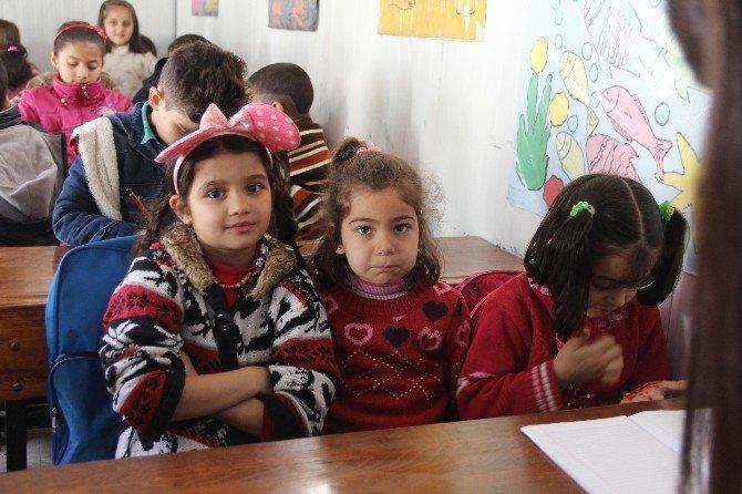 Savaşın Çocukları Türkçe Öğreniyor