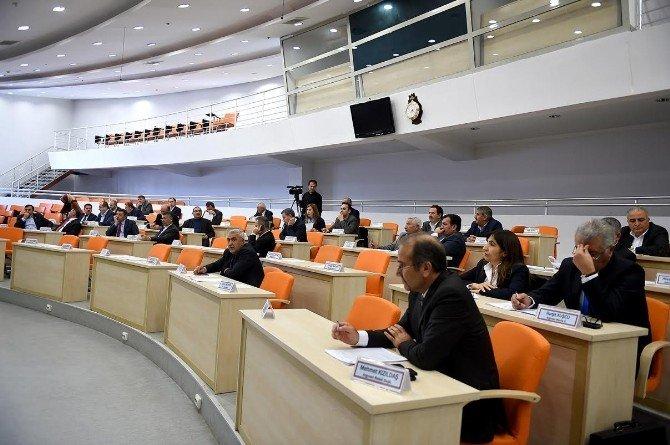 Büyükşehir Belediye Meclisi Şubat Ayı Toplantıları Sona Erdi
