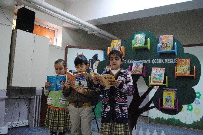 Kitap Veren Ağaç, Okulları Gezmeye Devam Ediyor