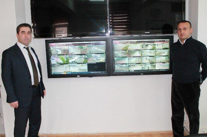 Manavgat'ta MOBESE Sistemi Yeniden Devreye Girdi
