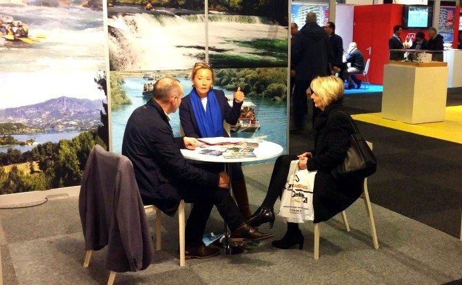 Matso Başkanı Boztaş'tan Belçika Turizm Fuarı Değerlendirmesi: