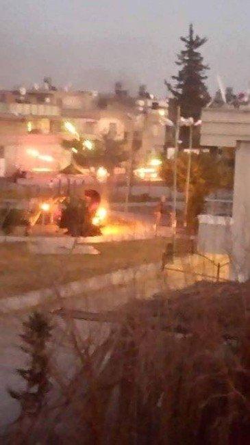 Tarsus'ta '15 Şubat' Gerginliği