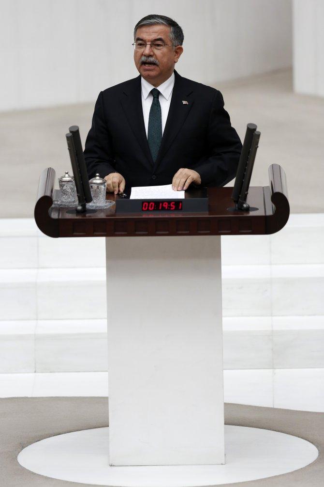 Milli Savunma Bakanı: Süleyman Şah Operasyonu'nda PYD'ye bilgi verildi