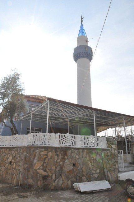 Nazilli'de Yeşildere Cami Yenilendi