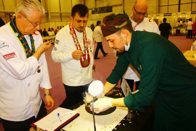 Öğrenciler Mutfak Günleri Yarışması'nda ödüle doymadı