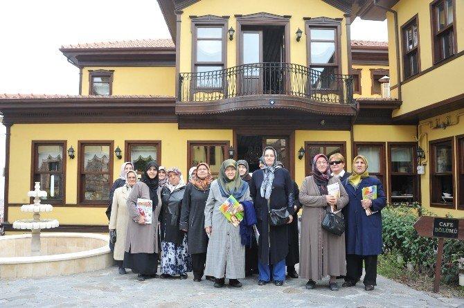 Yaşlılara Kültür Turu