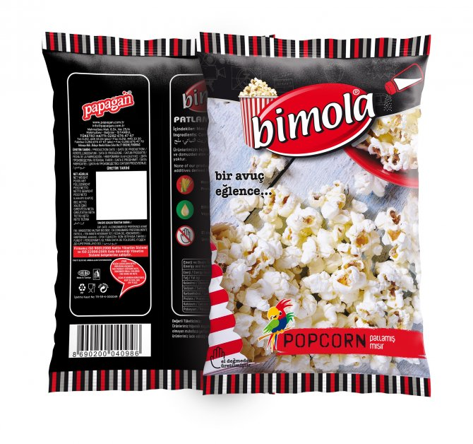 Popcorn tüketimi yüzde 10 arttı