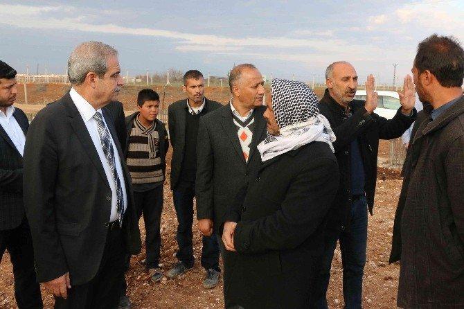 Haliliye'de Kültür Evleri Bir Bir Yükseliyor