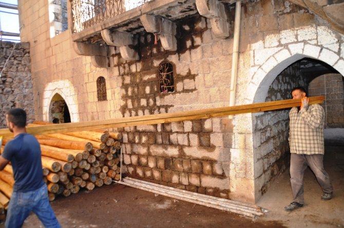 Siverek'te 111 yılık tarihi bina restore ediliyor