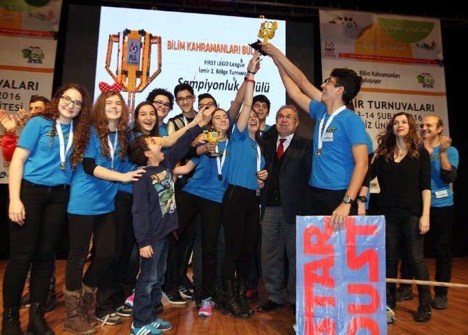 Bahçeşehir Okulları, Robotik Turnuvalarda Başarıdan Başarıya Koşuyor