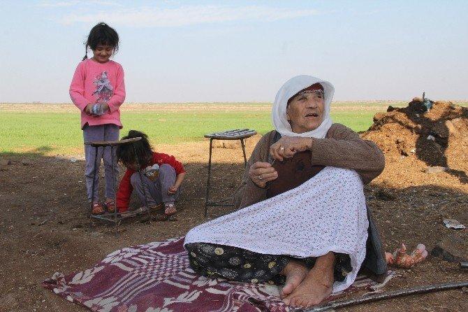 Sınırdaki Köylüler Endişeli