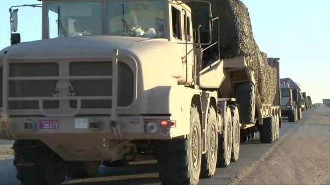 Suudi Arabistan Ortadoğu'nun en büyük askeri tatbikatına hazırlanıyor
